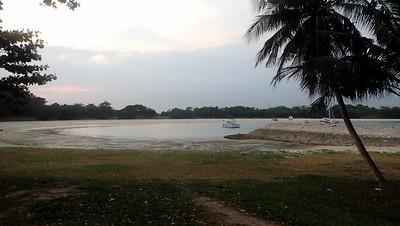 Living artificial shores of Seringat-Kias