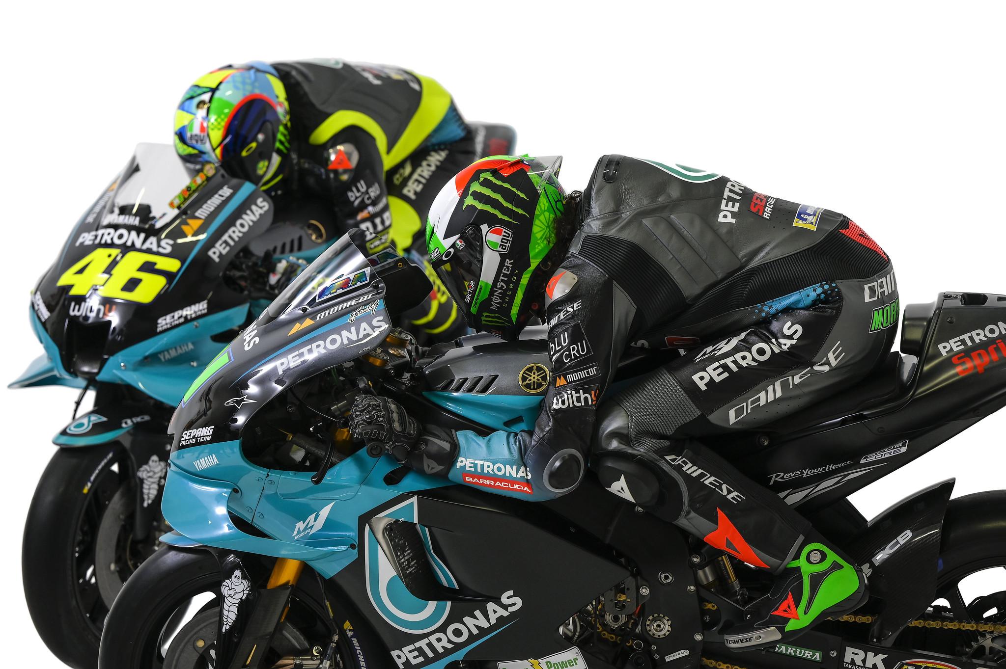 Petronas Yamaha SRT 2021