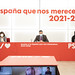 01.03.2021 Reunión de la Permanente de la Ejecutiva Federal del PSOE