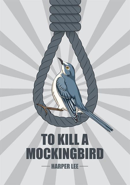 To Kill A Mockingbird - Alternative Movie Poster