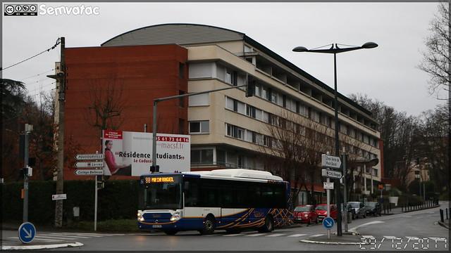 Irisbus Citélis  12 CNG – Tisséo n°1028
