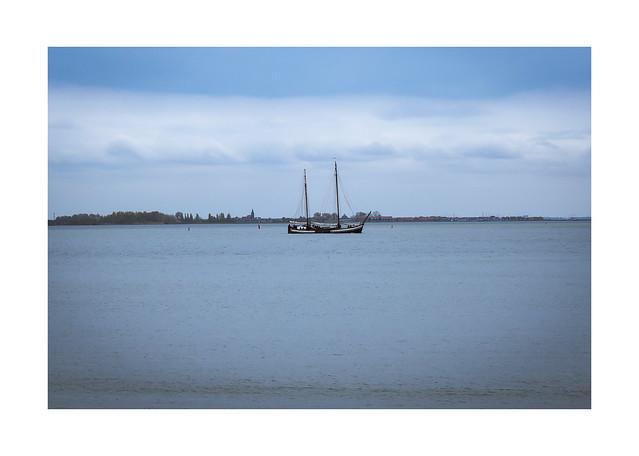 In acque Olandesi