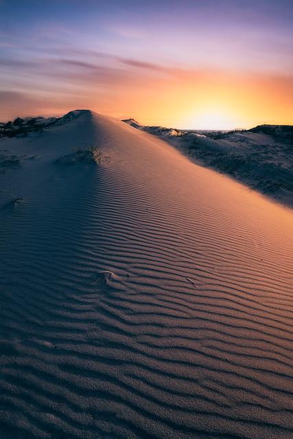 Dunas playa de Major