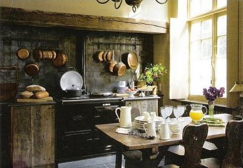 Provençal Kitchen