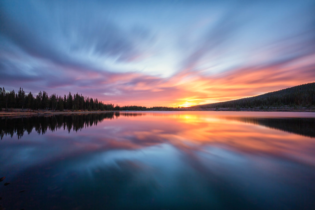 Brainard Lake Sunrise