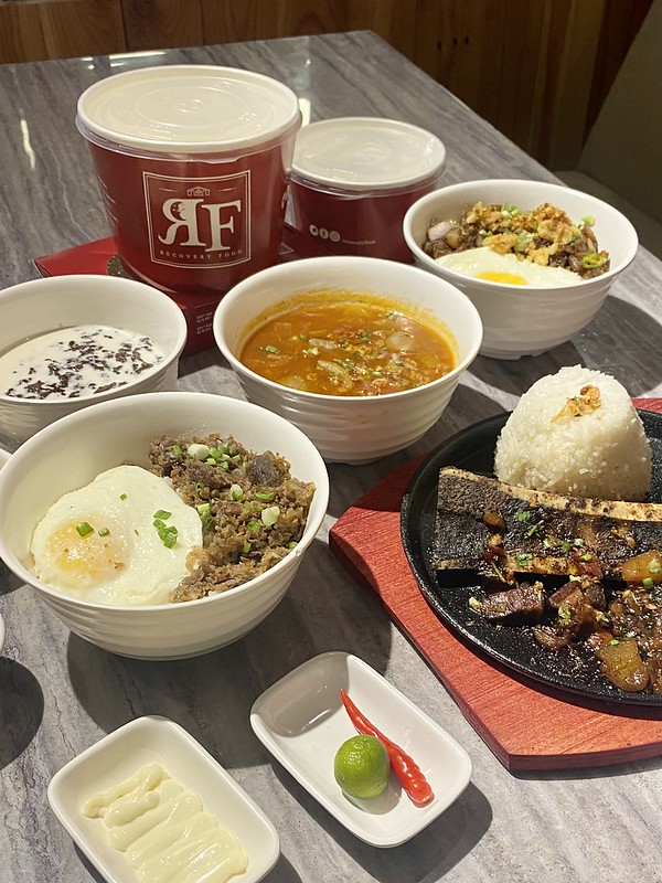 Recovery Food, SM Megamall