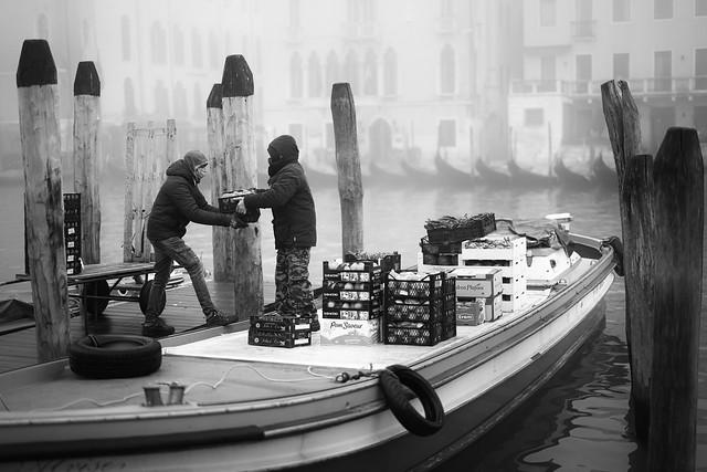Venice, Rialto Market