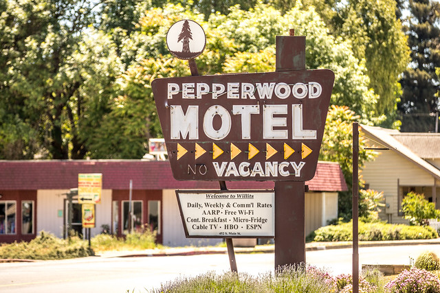 Pepperwood Motel