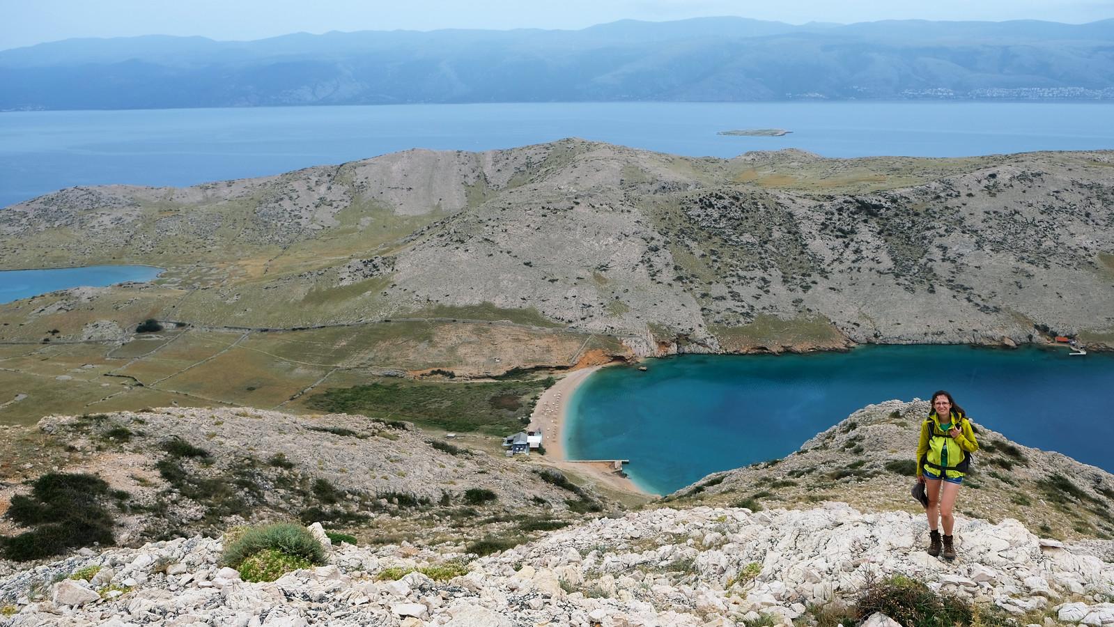 Vela Luka Bay, Krk Island, Croatia