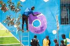 Street Art Together - Senegal