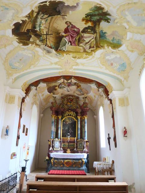 St. Anianus in Alb/Irschenberg.