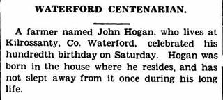 Waterford Standard - Saturday 30 April 1932
