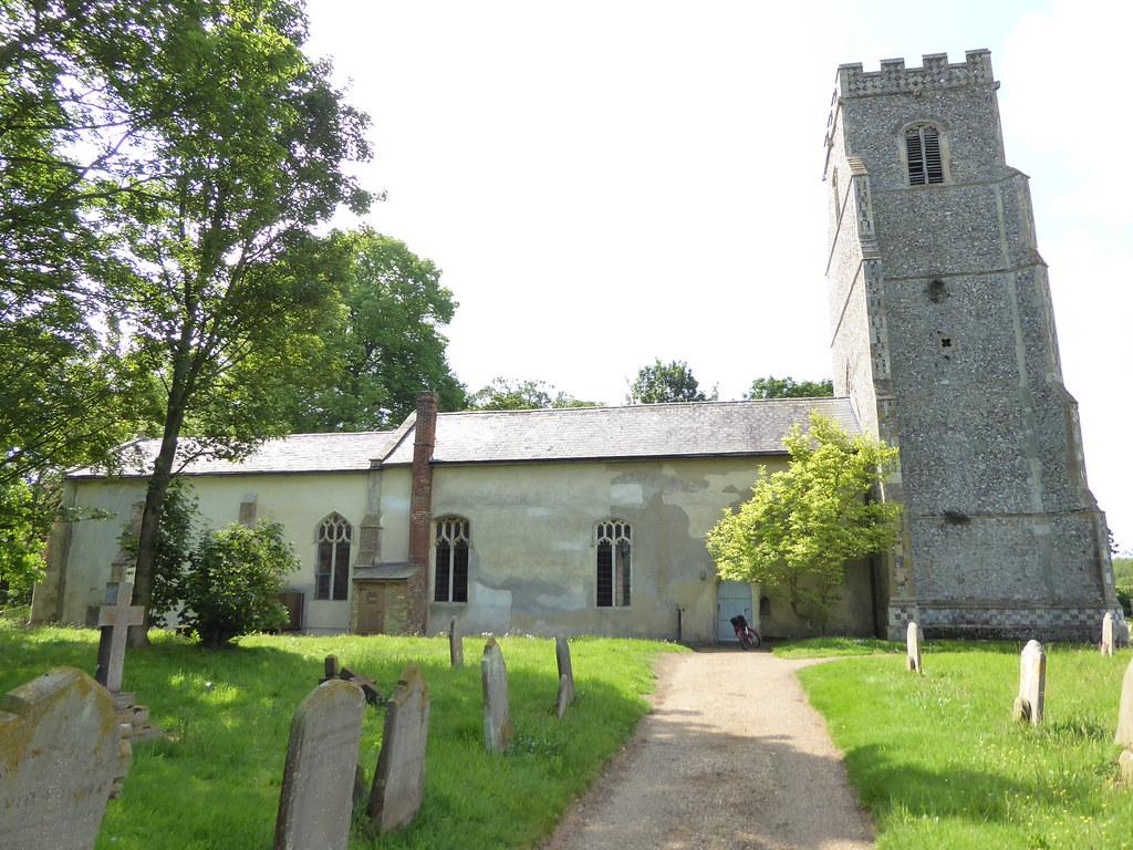 St Gregory's, Rendlesham