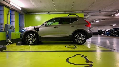 Essai Volvo Xc40 t5 hybride