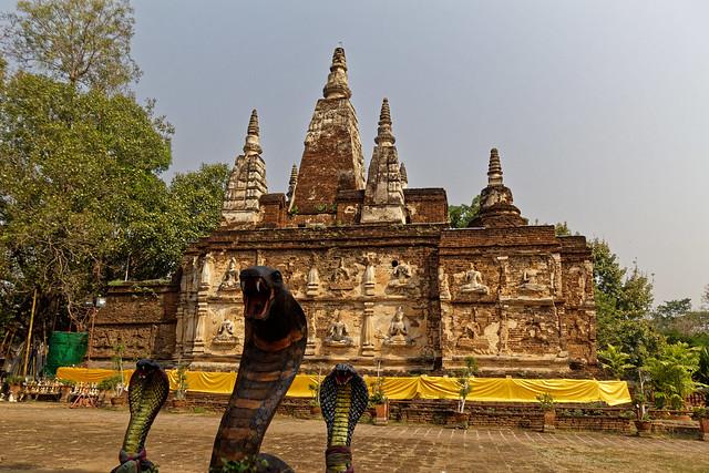 Wat Chet Yot, Phra Aram Luang