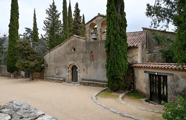 Abadia de Sant Mrtí de Riells