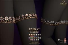 Romazin - Garters <Emirat>@WIP