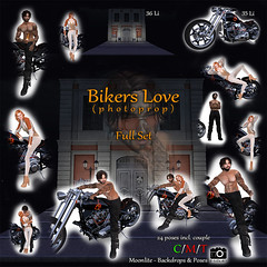M-BdP :: BikersLove :: exclusive @ POSEvent