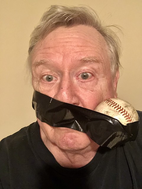 I Hate it When I Wake Up From a Nap Only to Find That Someone Has Taped a Baseball to the Side of My Head