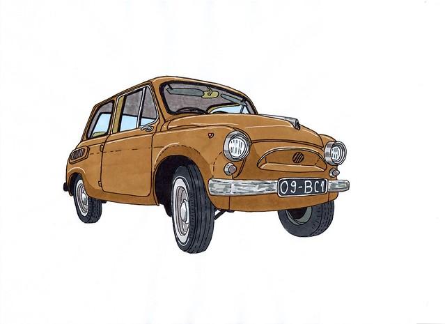 ZAZ-965 1960-1969