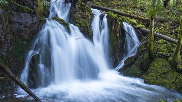 Grant Lake falls
