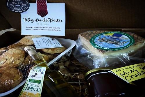 Productos de los Lotes Gourmet KM 0 comercializados durante todo el mes de marzo