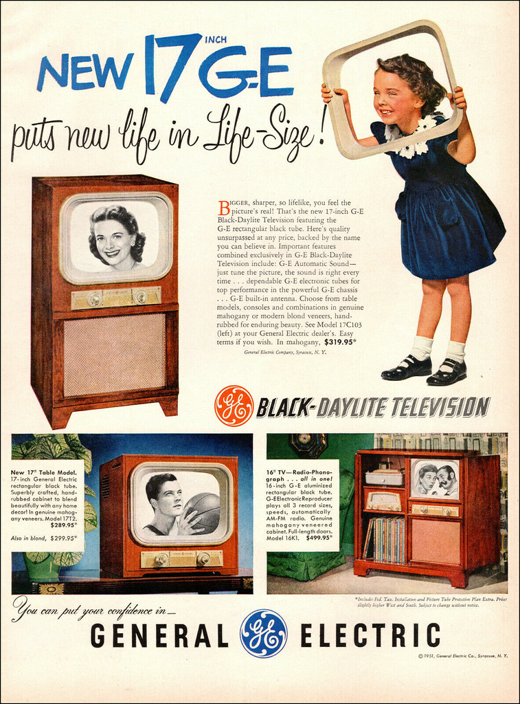General Electric 1951