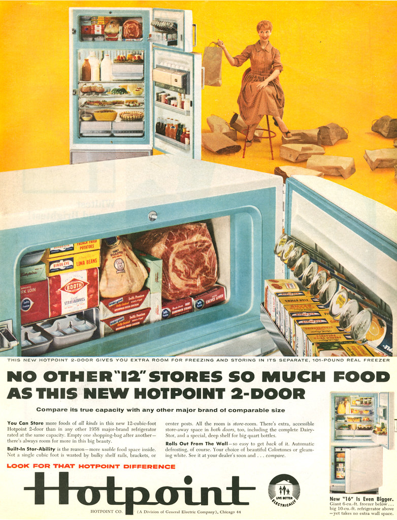 Hotpoint 1958