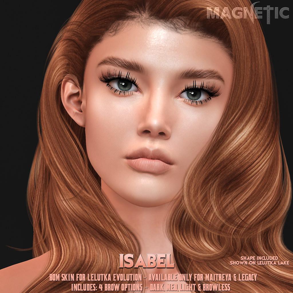 Magnetic – Isabel Skin