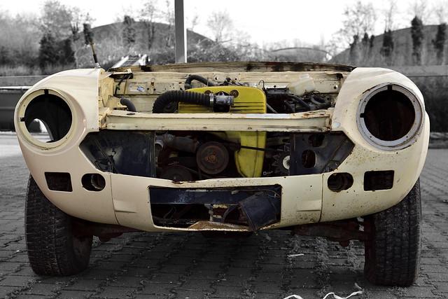 FIAT 124 CS 1 need HELP