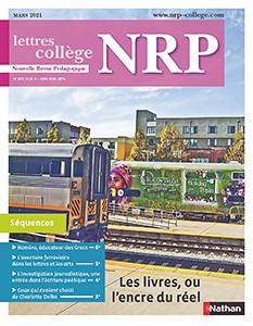 NRP Collège n. 672 (mars 2021) - Les livres, ou l'encre du réel