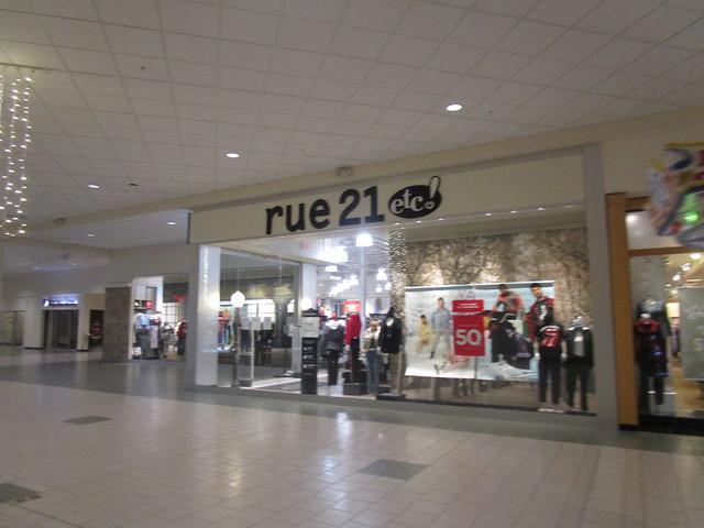 Rue 21 etc
