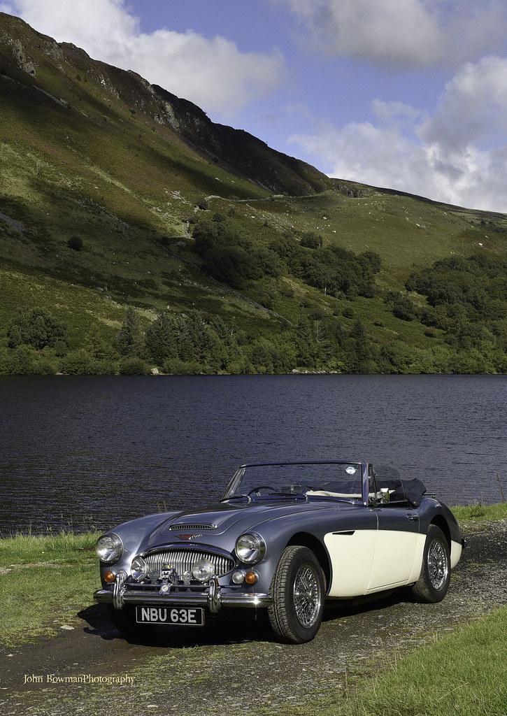 Austin Healey 3000 MK111 from 1966