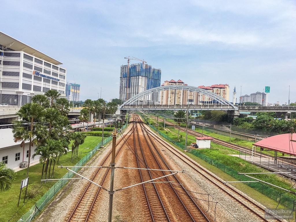 терминалBersepadu Selatan