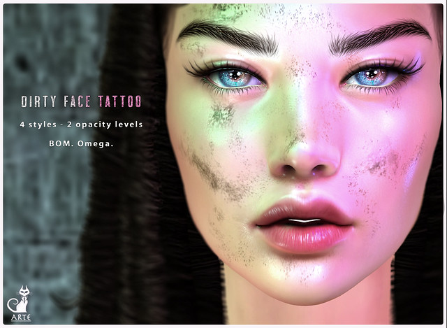 A R T E - Dirty Face Tattoo @ WIP March 2nd
