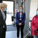 Boris Johnson visits Stoke on Trent during Covid-19