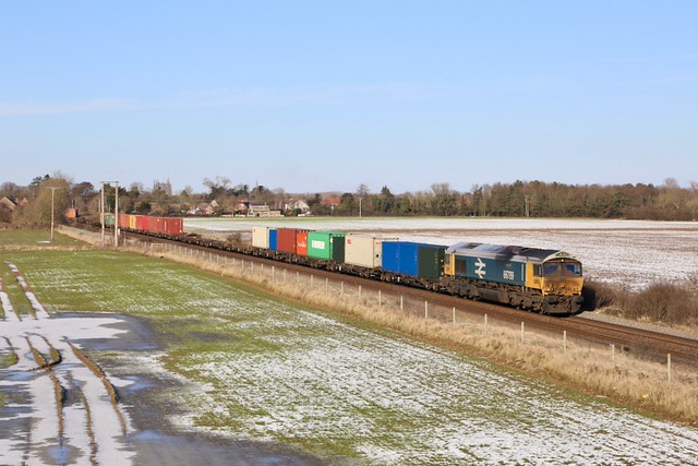 66789 at Ruskington.