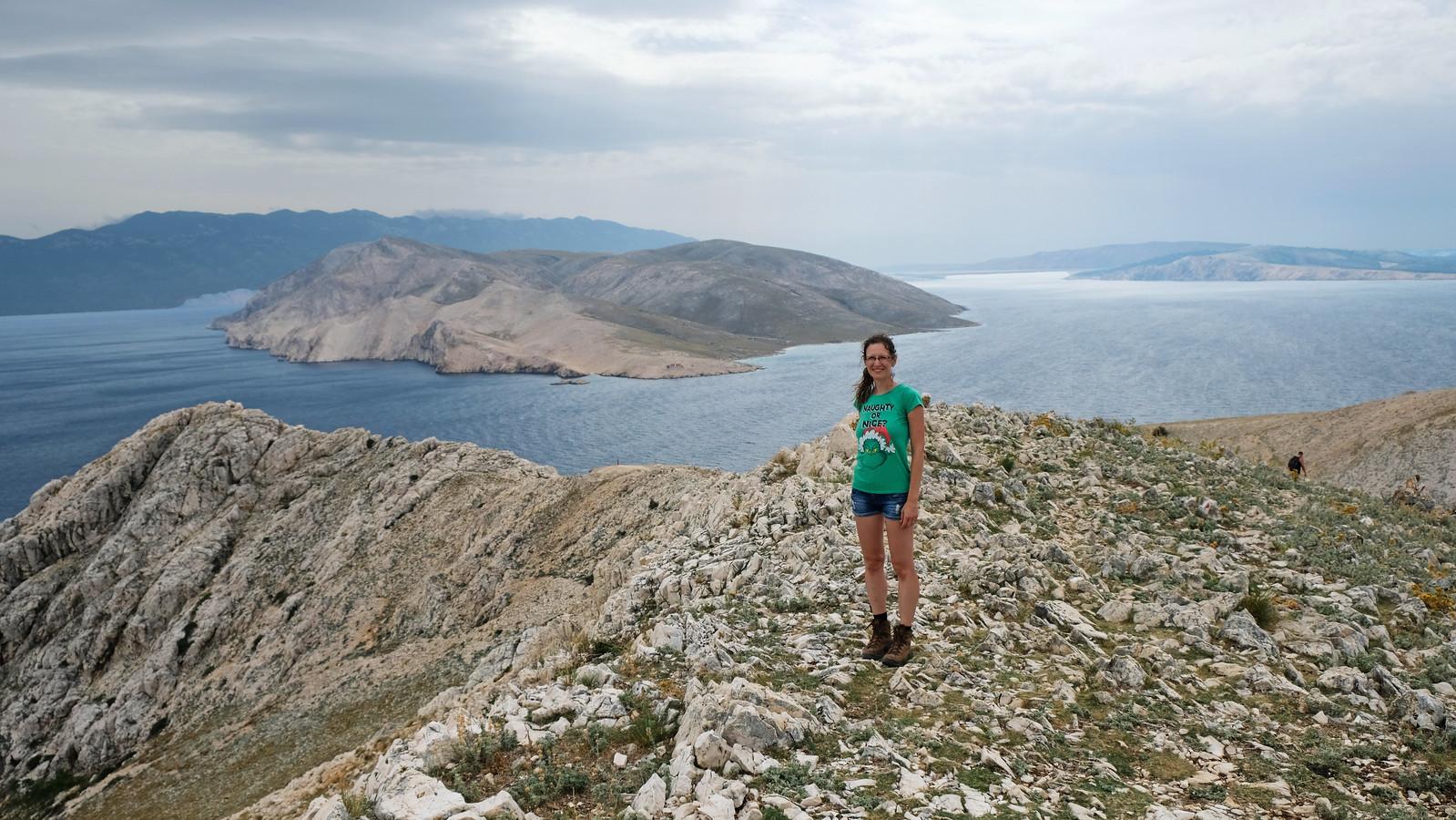 Bag viewpoint, Krk Island, Croatia