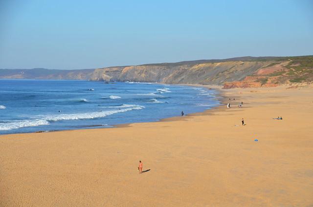 Bordeira Beach, Portugal