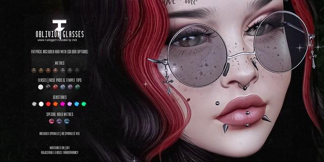Oblivion Glasses @ LEVEL Event - 01th - 02:00 PM SLT