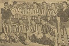 Temporada 1960/61: formación del Badajoz