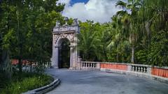 Gate at Vizcaya