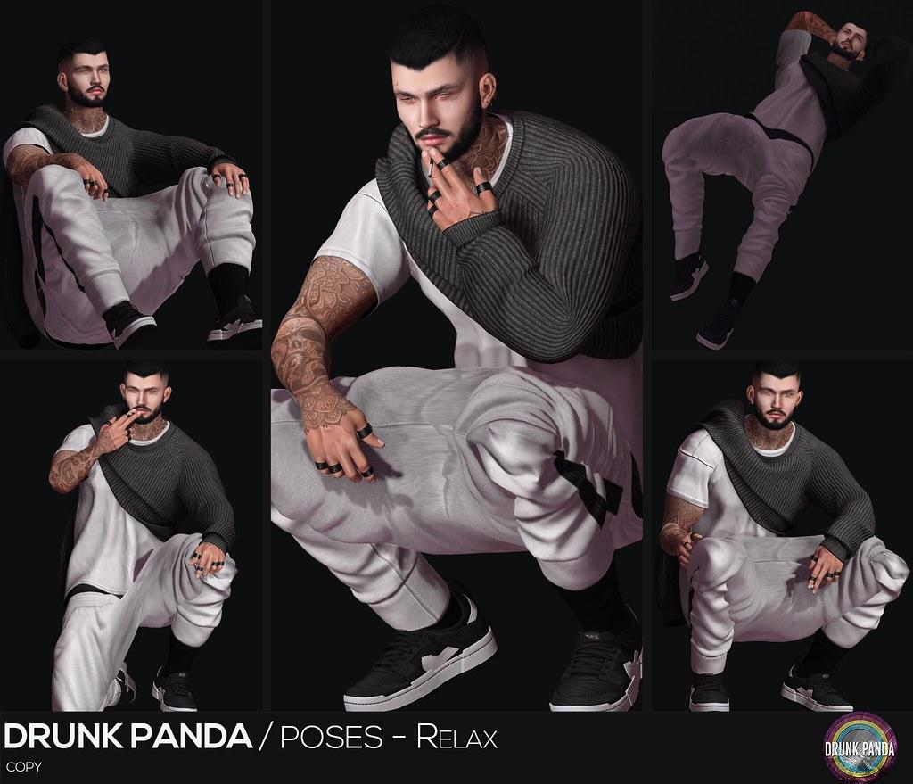 Drunk Panda – Relax