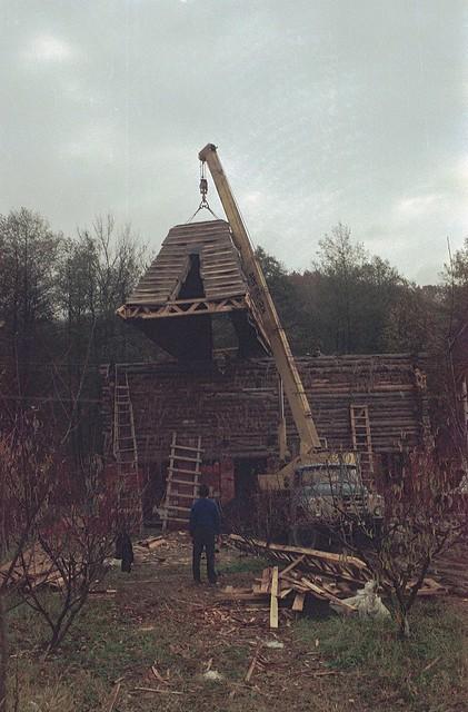 Школа Щетинина в 1999 году