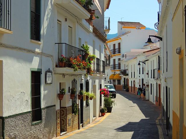<Calle Dolores> Monda (Málaga)
