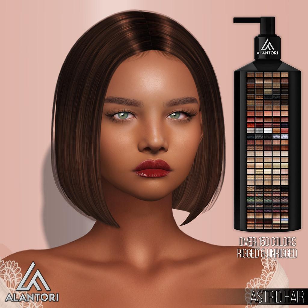 ALANTORI | Astrid Hair
