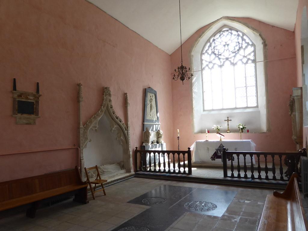 Chancel, Rendlesham