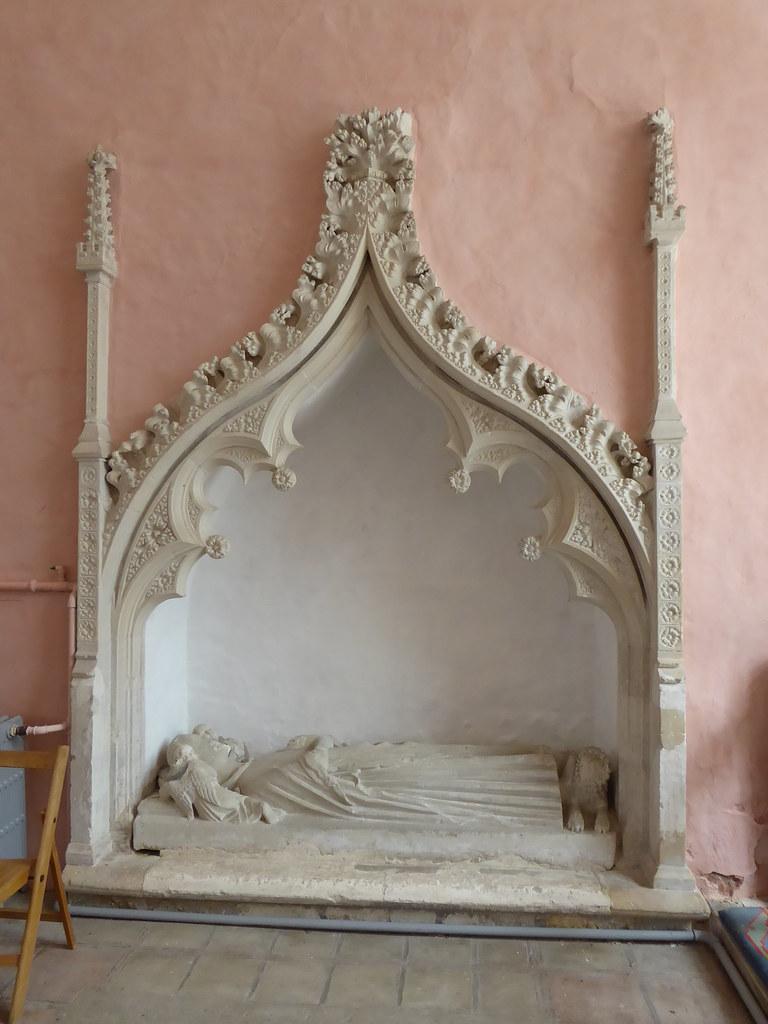 Priest's Tomb, Rendlesham