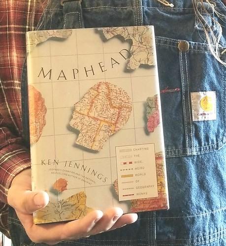 Maphead, Ken Jennings