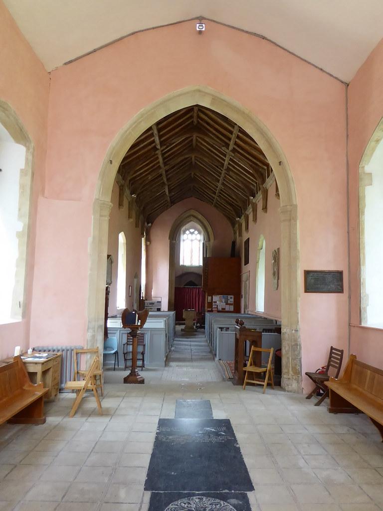 Interior looking West, Rendlesham